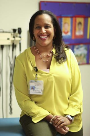 Wilmington pediatrician finds passion bringing care to underserved